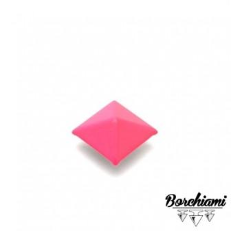 Neon Pyramid-shape Rivet Stud (12x12mm)
