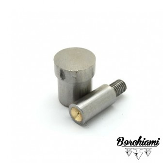 Punzone magnetico per cono (8mm) Rivetto