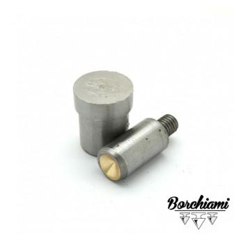 Punzone magnetico per cono (9mm) Rivetto