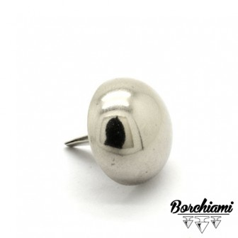 Dome-shaped Split Pin Stud (20mm)