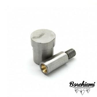 Punzone magnetico per tronco di cono (8x5mm) Rivetto