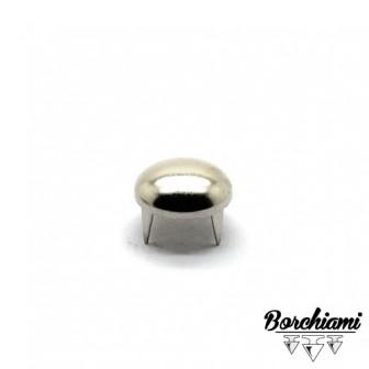 Borchia Cupola Metal (12mm) Alette