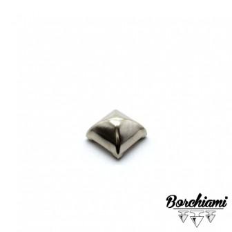 Convex Pyramid-shape Rivet Stud (10x10mm)