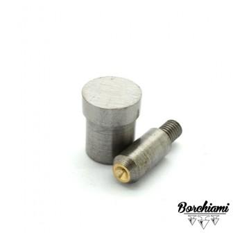 Punzone magnetico per cono (5mm) Rivetto