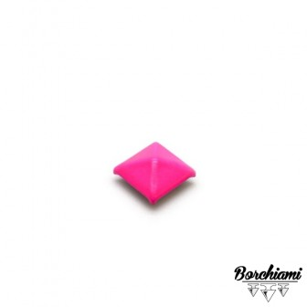 Neon Pyramid-shape Rivet Stud (10x10mm)