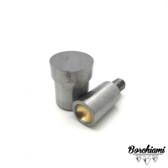 Magnetic dome-shaped Punch Tool (10mm) Rivet