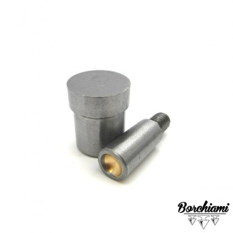 Magnetic dome-shaped Punch Tool (8mm) Rivet