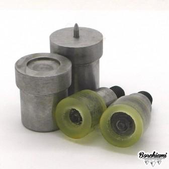 Punzone per bottoni automatici (12mm)